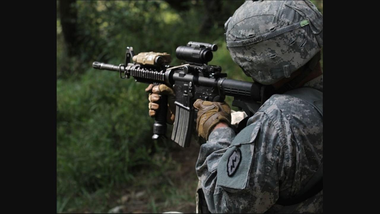 Indian Army, Ammunition, Guns,