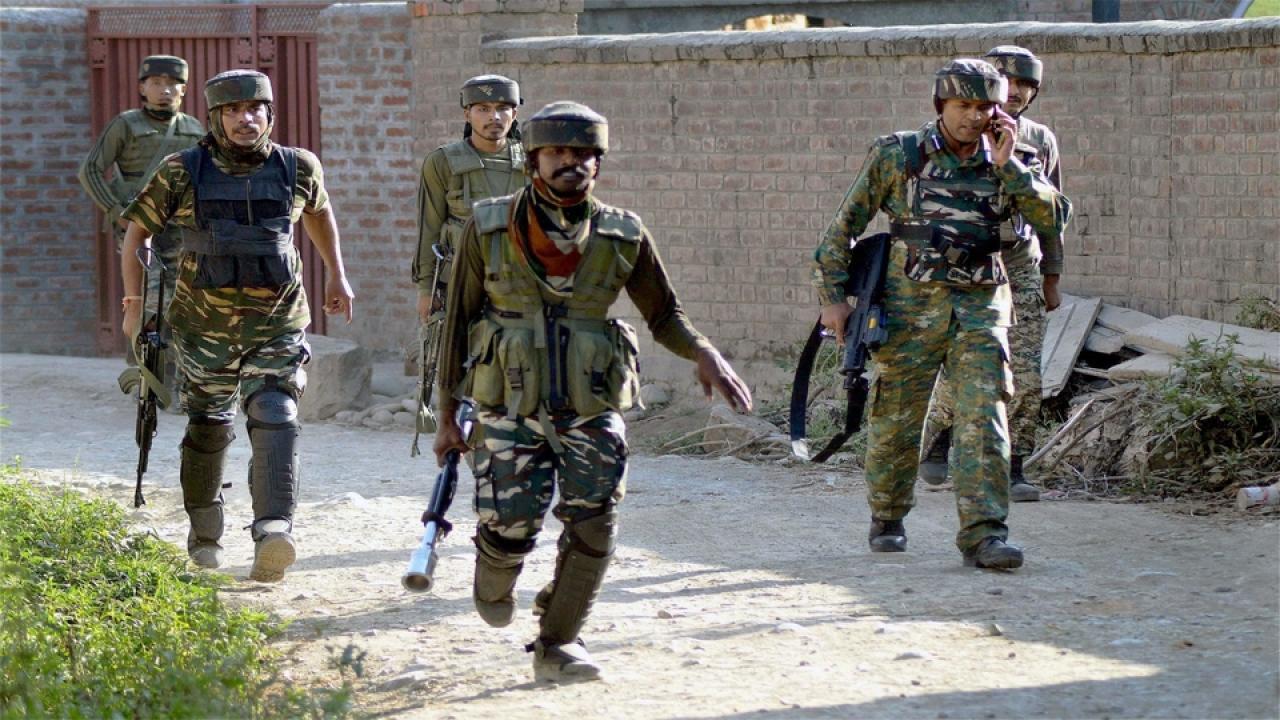 Indian Army, India Retaliates to Pakistan,