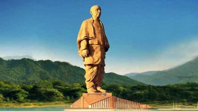 statue of unity in ahamadabad, Sushilkumar Modi