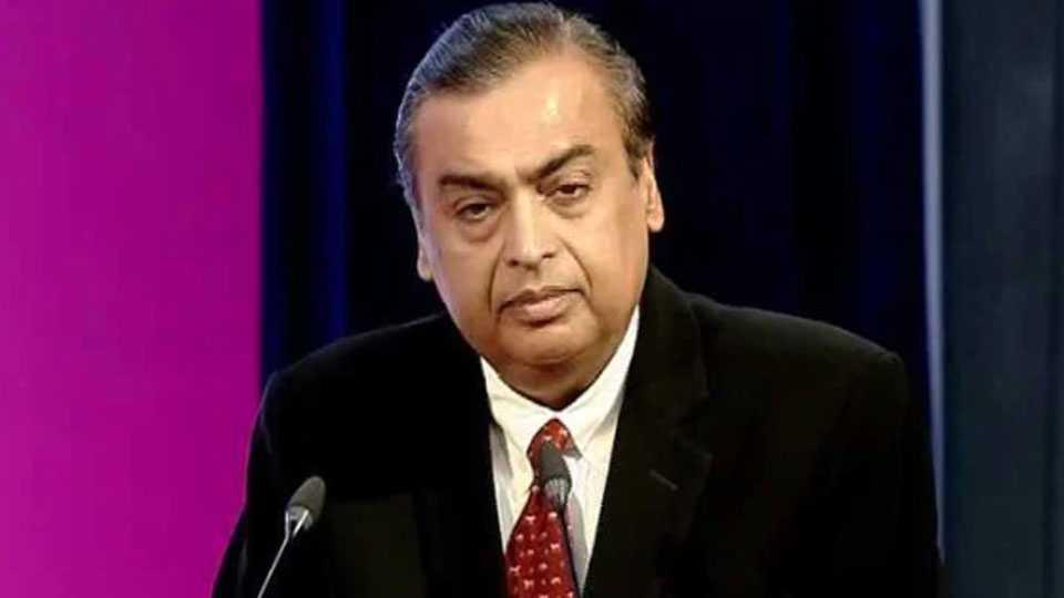 india is diffrent for mukesh ambani and farmers