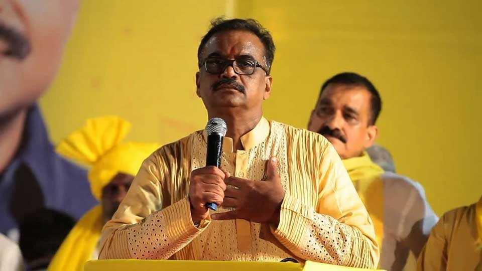 HitendraThakur , BJP