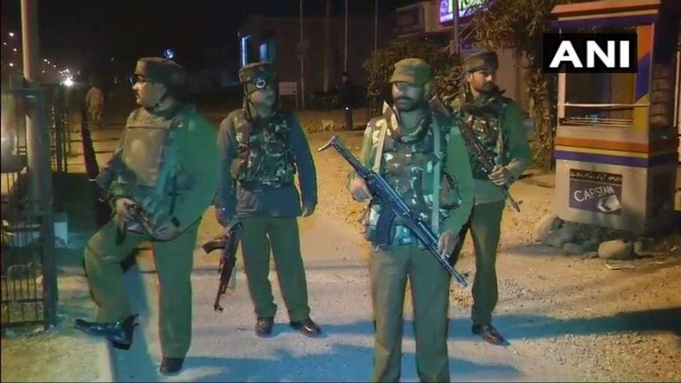 Jammu kashmir, Terror Attack, Jaish E