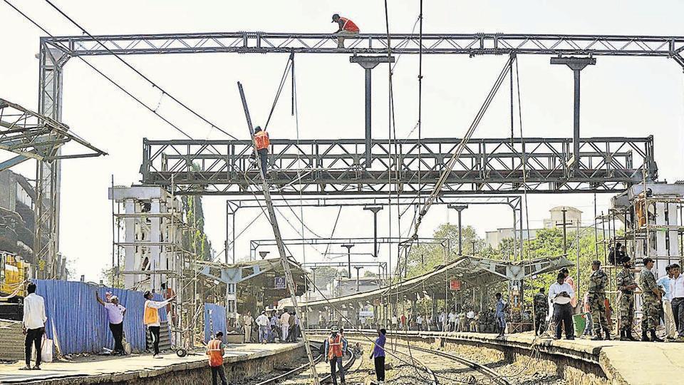Mumbai Locals , Mega Block, Marathi news