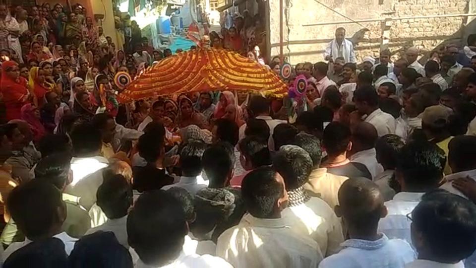 Dharma Patil, Mantralaya Suicide, Farmer Suicide,
