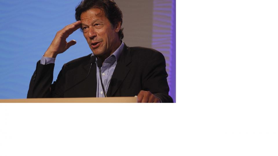 imran khan  Nobel Peace Prize