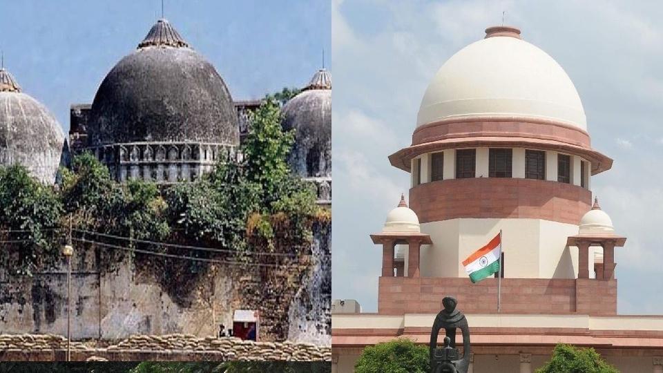 Supreme Court , Aayodhya, Babri mashjid,