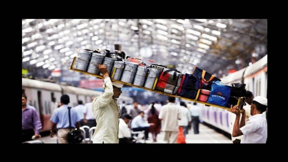 Mumbai , dabbawala, Courier Service,