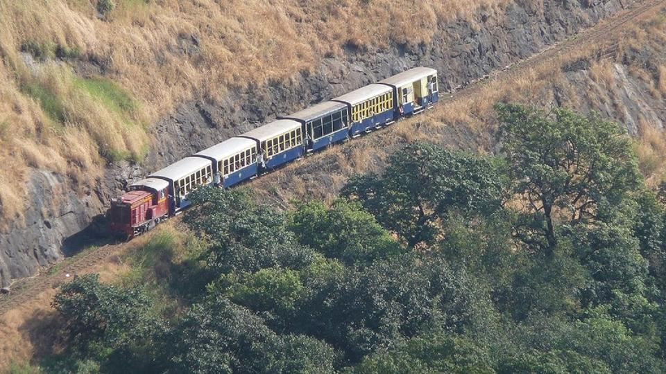 Matheran, Small Train, Toy Train