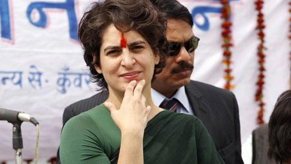 Priyanka Gandhi, election varanasi