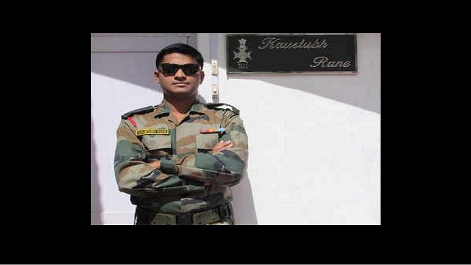 major kaustubh rane