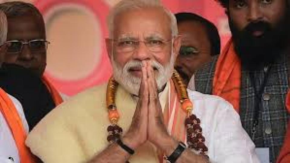 popular leader, Narendra modi , facebook