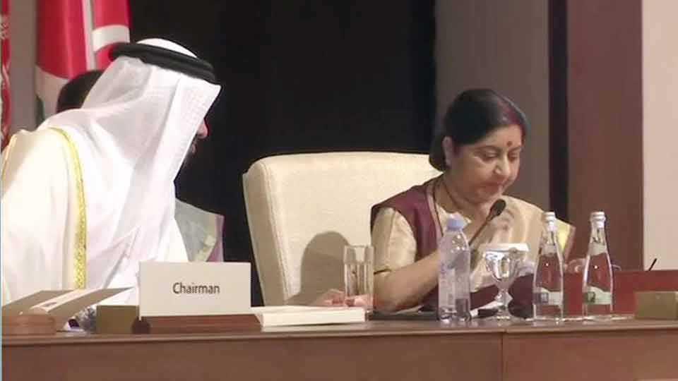 shushma swaraj
