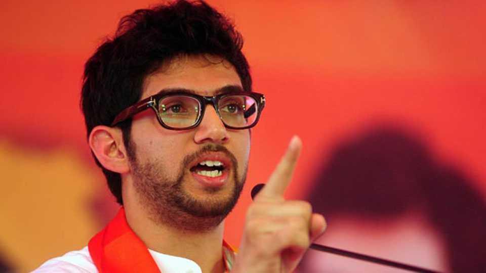 Aditya Thackeray , Vidhansabha , Election 2019 , Yuvasena