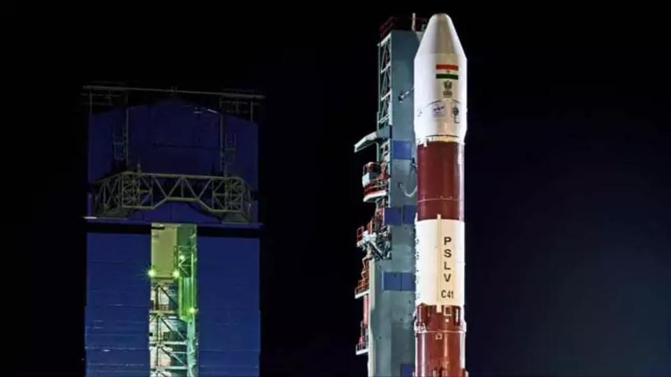 isro, navigation satellite ,