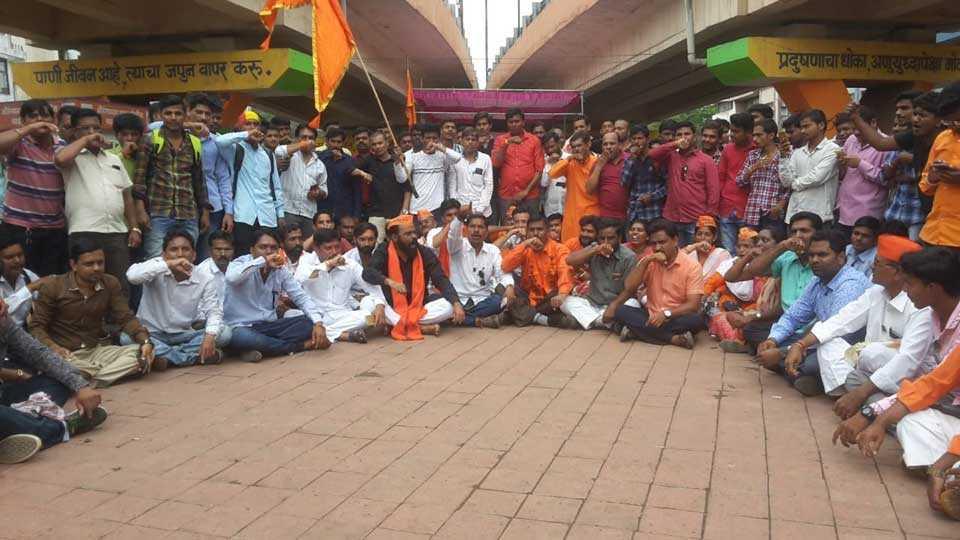 maratha kranti morcha , maratha reservation