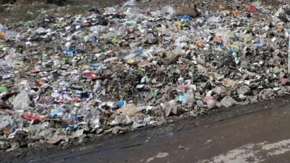 aurangabad, dumping problem,