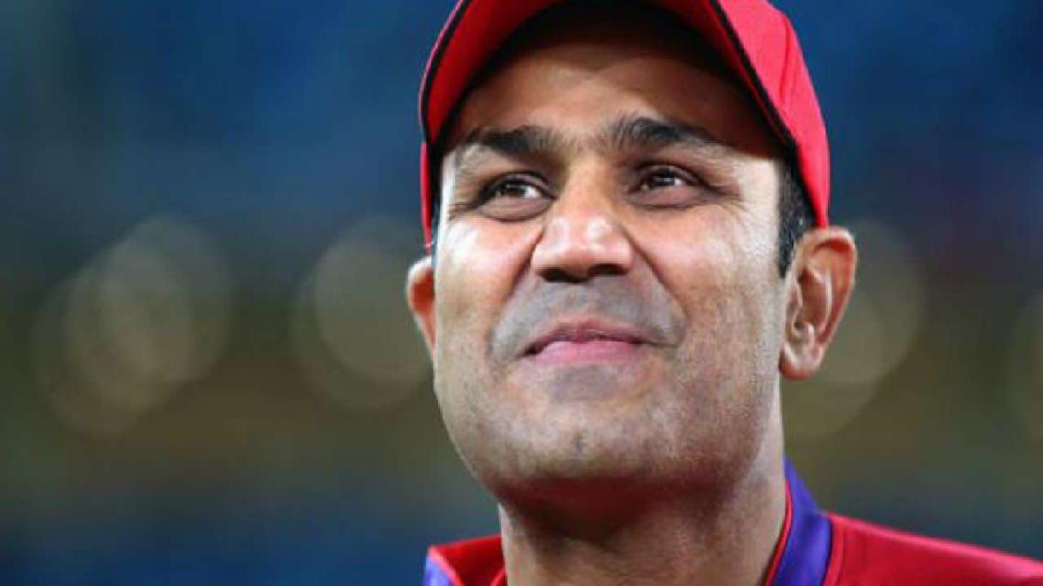sehwag, cricketer