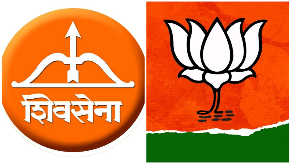 shivsena and bhajap