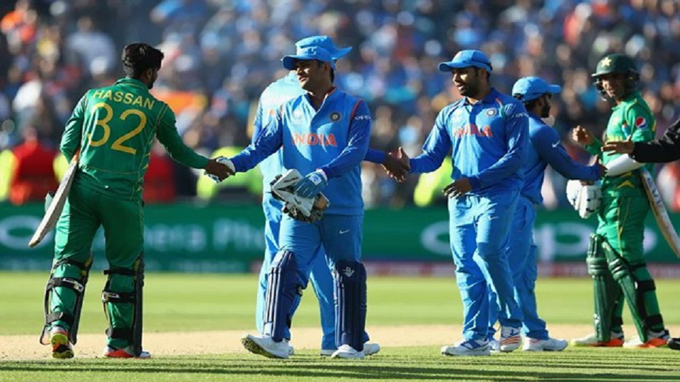 INDIA PAKISTAN MATCH