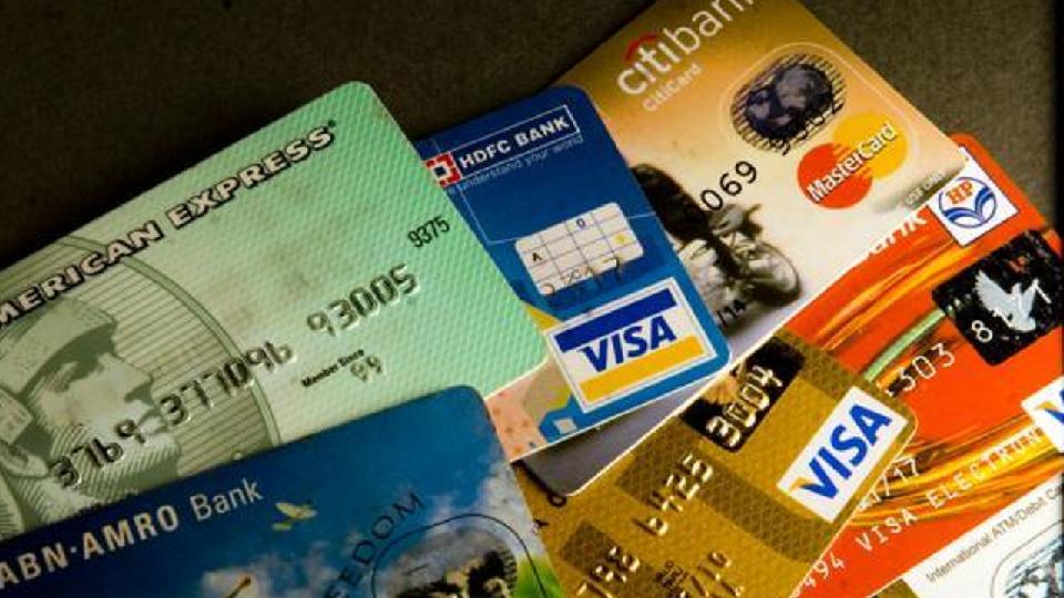 credit card, debit card