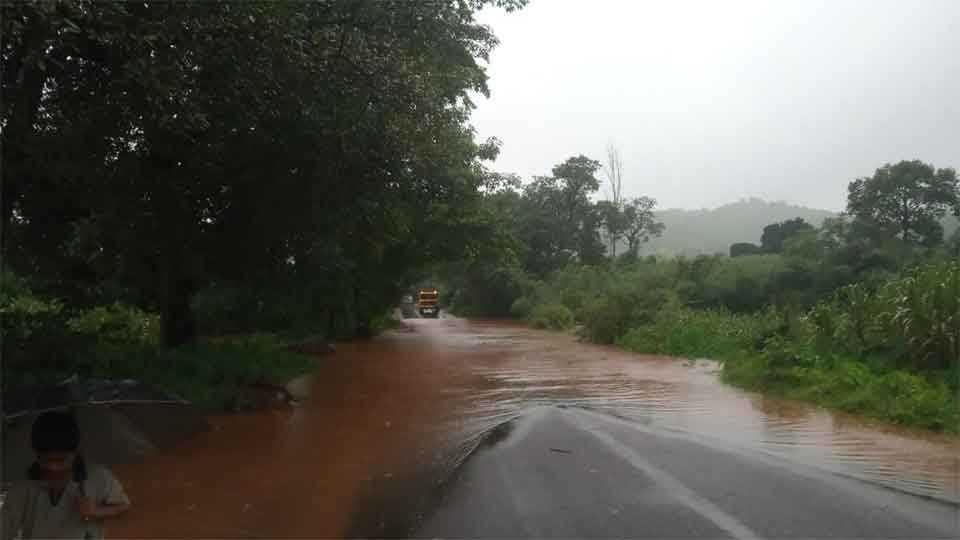 Kolhapur Rain