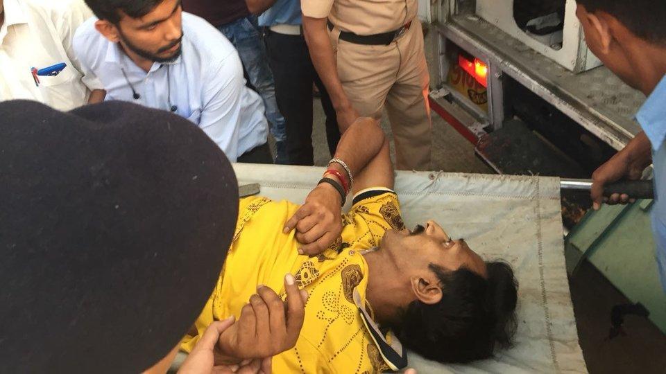 Mantralaya Suicide , Political News, Mumbai, Harshal Rawte ,