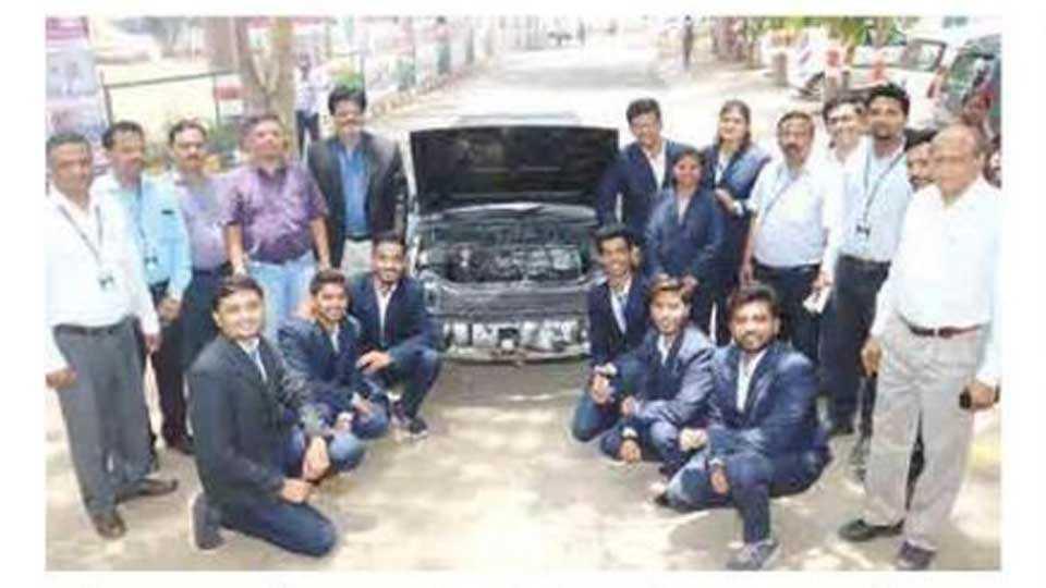 pune, electrical car