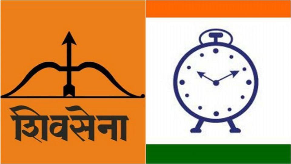 maratha reservation, shivsena meet, NCP meet