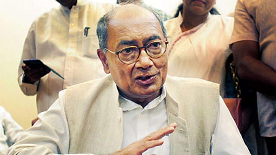 digvijay singh, new delhi, congress