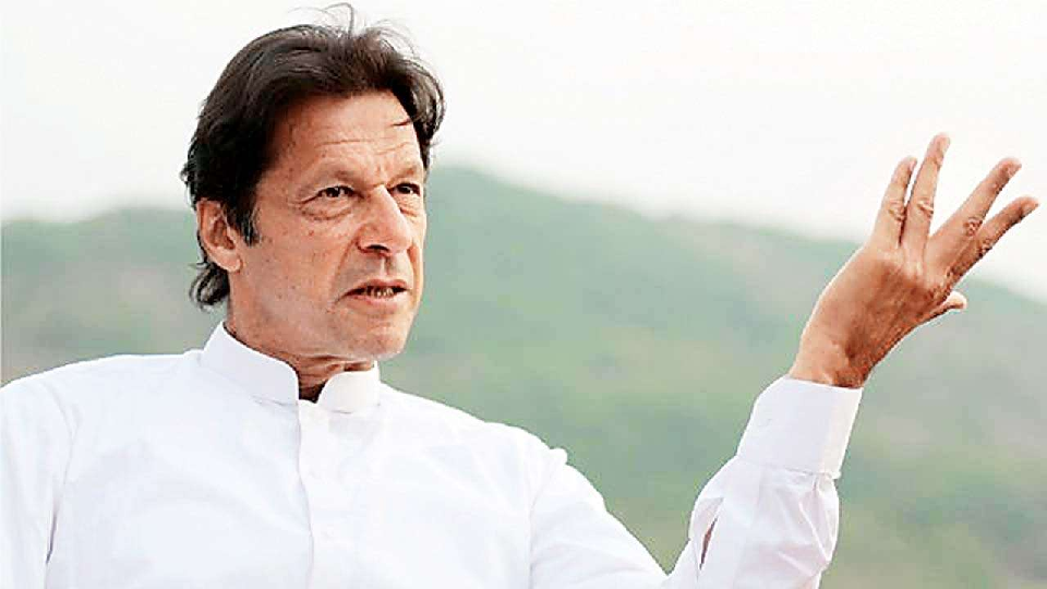 imran khan pakistan