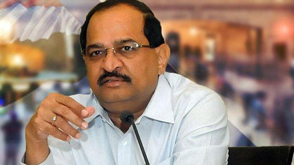 cabinate minister, Radhakrishna Vikhe Patil