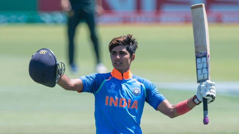 Shubhaman Gill, Yuvraj Singh, Indian Cricket, World Cup Under 19