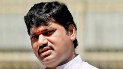 dhananjay munde,