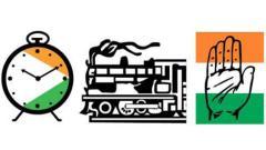 congress , NCP , MNS