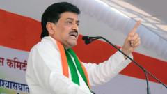 Ashok Chavan Abdul Sattar Radha Krishna Vikhe Patil Congress