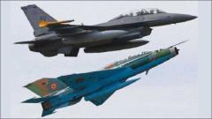 F-16, miraj