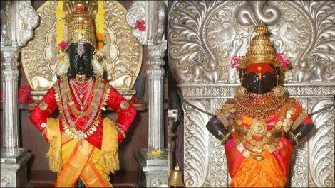pandharpur , vitthal rukmini temple ,