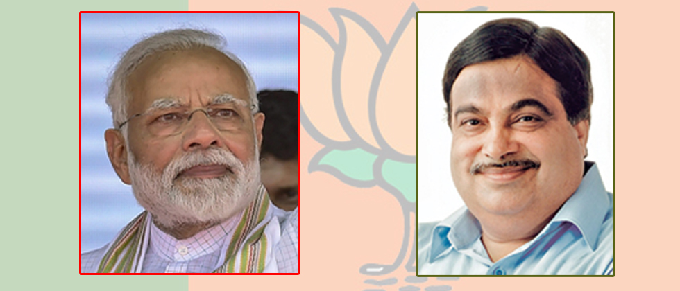 BJP faction favours Gadkari   Sakal Times