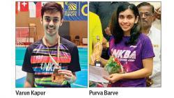 Varun Kapur wins Under-19 title at Lithuanian Junior meet