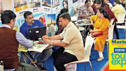 Sakal Tourism Expo begins