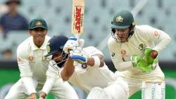 India stay firmly ahead despite Kohli's late dismissal