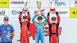 Pune's Shriya stays overall 2nd in cadets