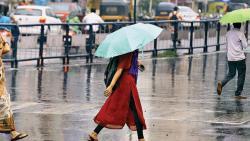 Monsoon finally hits city
