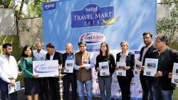 Sakal Travel Mart Exhibition kicks off with pomp in city