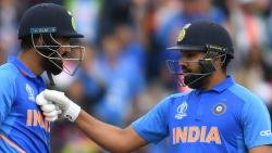 Rohit smashes ton, breaks 23-yr old record with Rahul