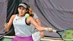 Azuma shock for Bhantia, Salsa makes it to final