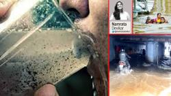 Water-borne diseases the next challenge