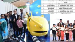 Hyundai Motor India unveils 'Brilliant Kids Motor Show 2018'