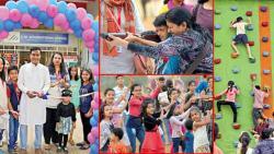 'Bal Mela' organised at CM International School
