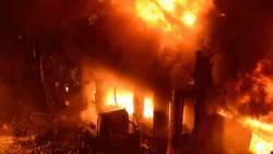 70 dead in massive Dhaka fire